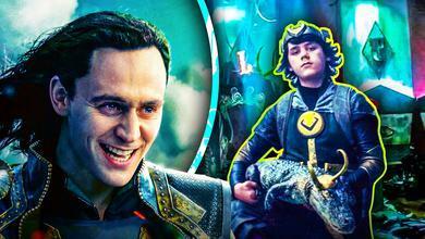 Loki Alligator Kid Loki