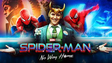 Loki Spider Man Multiverse MCU