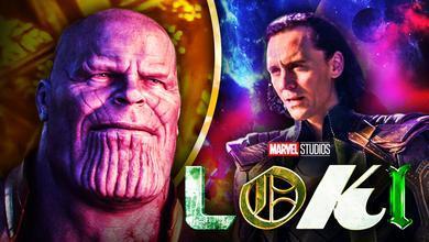 Loki Thanos Marvel