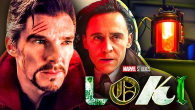 Loki Ending Doctor Strange Multiverse of Madness