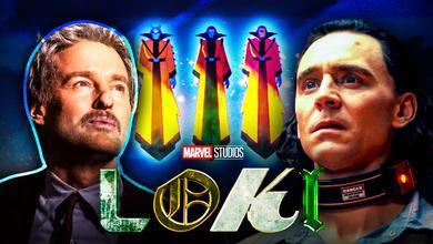 Loki Tom Hiddleston Mobius Owen Wilson Time Keepers