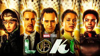 Loki Show Characters Posters