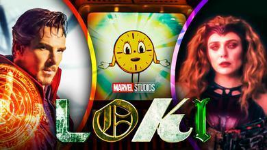 Loki Miss Minutes Doctor Strange Scarlet Witch