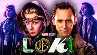 Loki, Tom Hiddleston, Sylvie