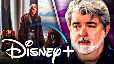 Star Wars George Lucas Anakin Skywalker Politics