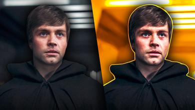 Mandalorian Mark Hamill Luke Skywalker Deepfake