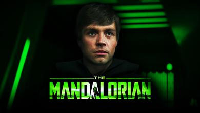 Luke Skywalker, The Mandalorian