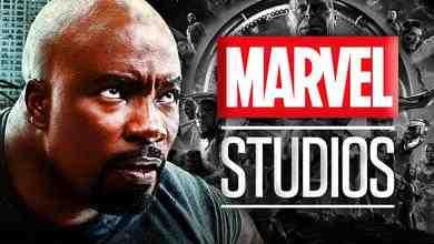 Luke Cage, Marvel Studios logo