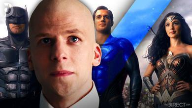 Jesse Eisenberg as Lex Luther Snyder Cut Comments
