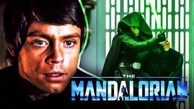 Mark Hamill Luke Skywalker Mandalorian