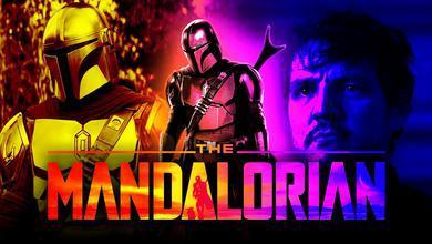 Mandalorian Season 3 Pedro Pascal Background