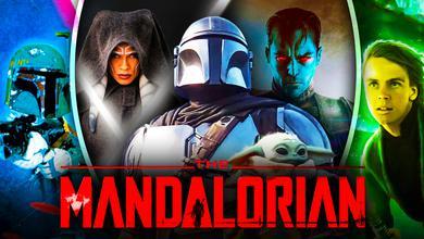 Mandalorian Season 4 Characters