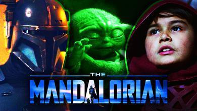 Mandalorian, Baby Yoda, Young Din Djarin