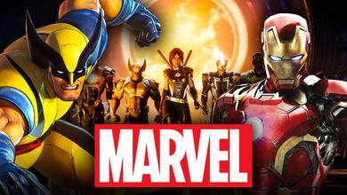 Marvel Midnight Wolverine Iron Man
