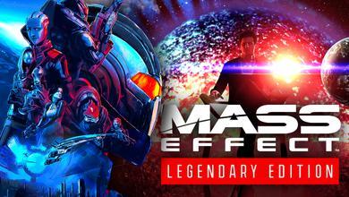 Mass Effect Legendary