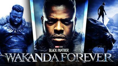 Black Panther, MCU, Marvel, M'Baku, Wakanda Forever