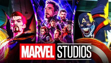What If...?, Avengers: Endgame, Doctor Strange, Captain America