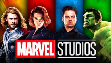 Marvel Studios Superheroes Thor Black Widow Bucky Hulk