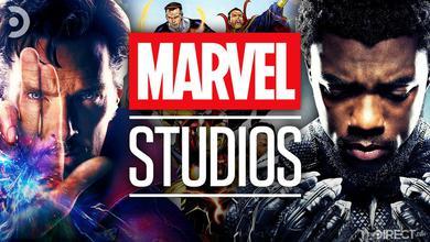 Doctor Strange, Marvel Studios logo, Black Panther