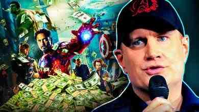 Kevin Feige Avengers Money Piles