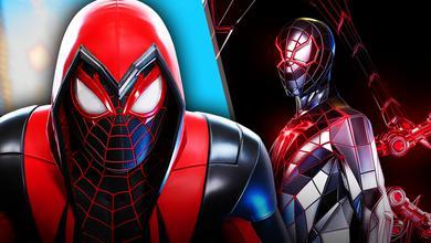 Spider-Man Miles Morales Suits