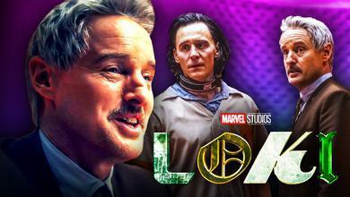 Mobius, Loki, Owen Wilson