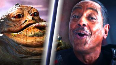 Jabba the Hutt, Moff Gideon