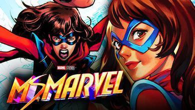 Ms. Marvel comics