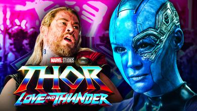 Thor, Nebula, Thor: Love and Thunder