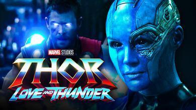 Nebula Thor: Love and Thunder