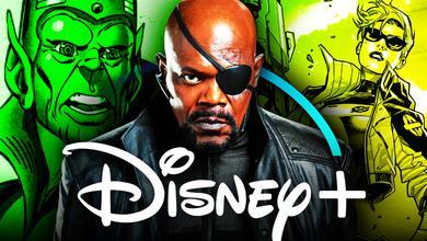Nick Fury Secret Invasion Disney Plus
