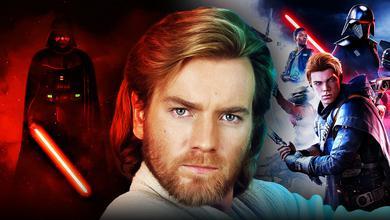 Obi Wan Kenobi Darth Vader Jedi