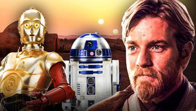 Obi-Wan Kenobi R2-D2 C3PO
