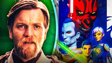 Obi-Wan Kenobi Star Wars Rebels