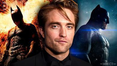 Christian Bale's Batman, Robert Pattinson, and Ben Affleck's Batman.