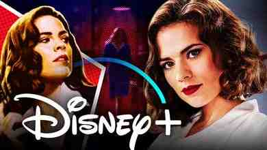 Agent Carter, Hayley Atwell, Disney+