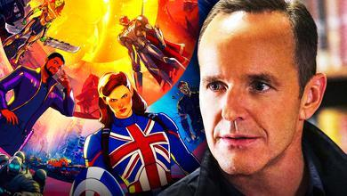 Phil Coulson Marvel's What If...? Poster