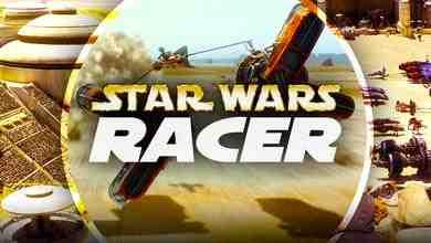 Star Wars Pod Racer