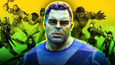 Professor Hulk Avengers Video Game