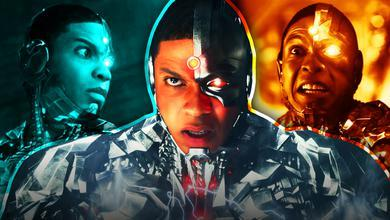 Ray Fisher, Cyborg in Justice League