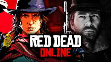Red Dead Online Characters