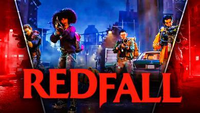 Redfall Video Game from Arkane Studios, Xbox