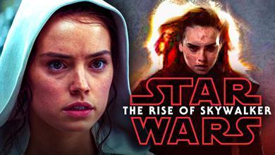Rey Rise of Skywalker Concept Art