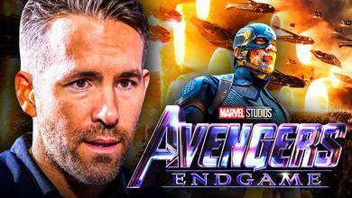 Ryan Reynolds Avengers Endgame Captain America Portals