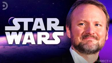 Rian Johnson, Star Wars Logo