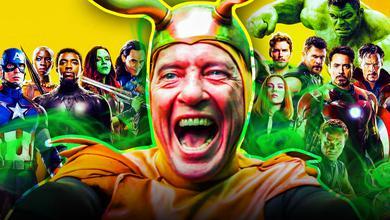 Richard E Grant Classic Loki Marvel