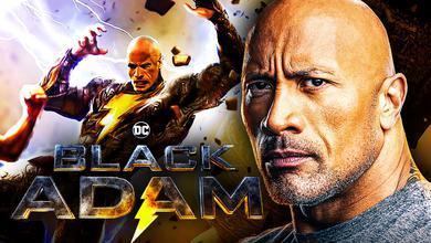 Black Adam The Rock
