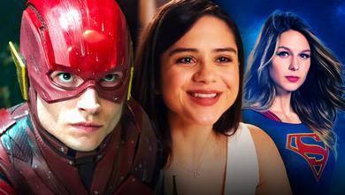 Supergirl, The Flash, Sasha Calle