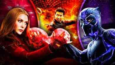 Scarlet Witch, Black Panther, Shang-Chi