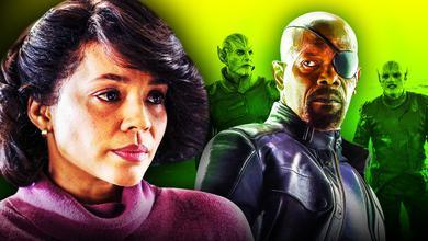 Carmen Elojo, Nick Fury, Skrulls